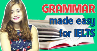 Khóa học Grammar made easy for IELTS