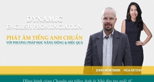 Khóa học Dynamic English Pronunciation